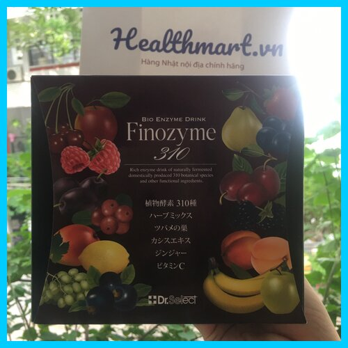 review fino enzyme 310 Nhật 2021 2022