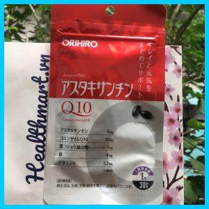 Reviews astaxanthin Orihiro Nhật 2021 2022