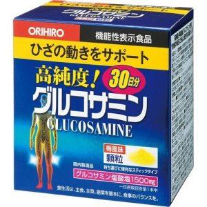 Glucosamine orihiro dạng bột của Nhật 2021 2022