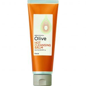Sữa rửa mặt Naive Botanical Olive Hot Cleansing Nhật 2021 2022
