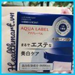 Review kem special gel white aqualabel Nhật 2021 2022